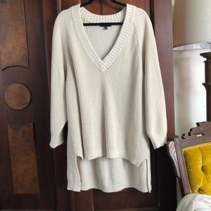 EXPRESS/ oversized cotton knit